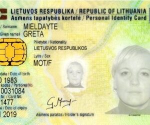Buy National Identity Card Online