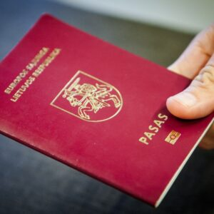 Lithuanian Passport for Sale