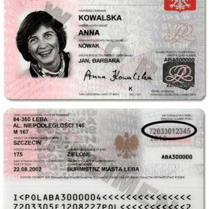 Buy Polish National Identity Card