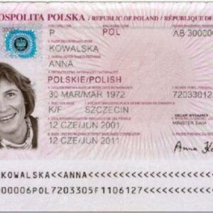 Buy Polish Passport Online