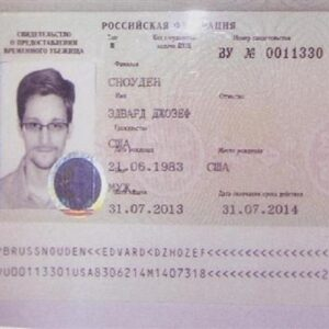 Russian Identity Card for Sale
